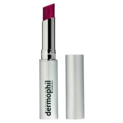 Quadpack packages Dermophil Indiens first colour lipstick