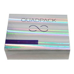 The Mini Syringe Coffret for premium airless treatment programmes from Quadpack