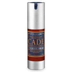 LOccitane elects a Quadpack airless for Cade facial serum for men