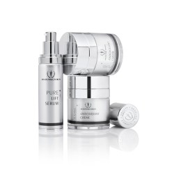 Yonwoo airless packs for Akademiklinikens skin care formulas