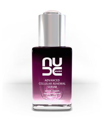 Nude advanced cellular renewal serum, by Quadpack