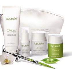 Fresh new packaging for La Purete Okuru range