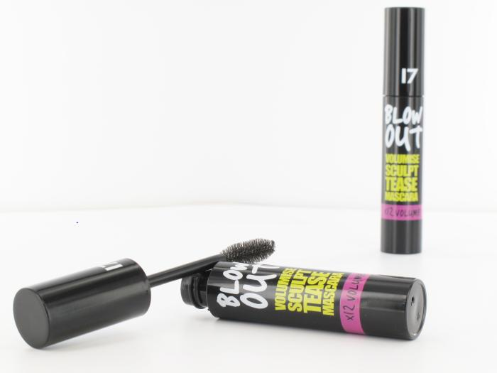 Its a blow out! Boots 17 mascara for big, bold lashes