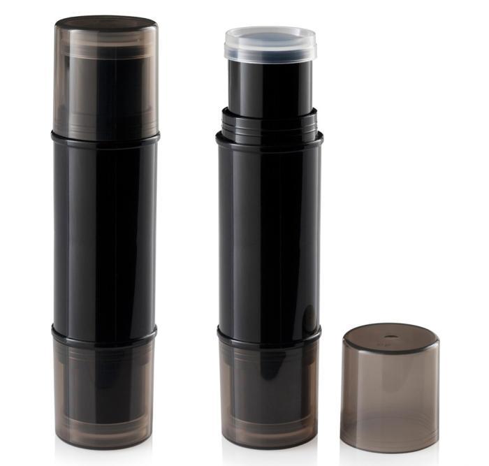 Quadpacks Double Panstick for portable beauty essentials