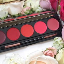 Quadpack news news app quadpack karen murrells lip palette offers a burst of colour like a luscious bouquet sciox Gallery