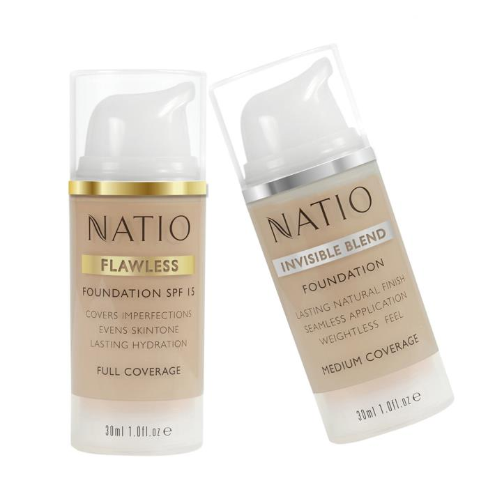 Slimline Jumbo for Natio foundations