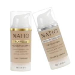Slimline Jumbo for Natio foundations