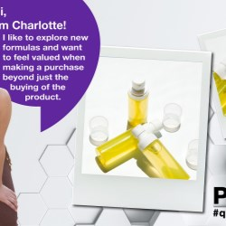 Lets connect with Charlotte