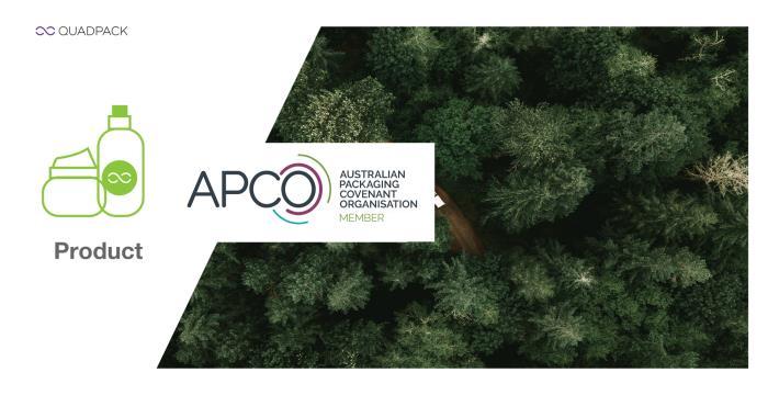 Quadpack scores 'Leading' APCO sustainability rating in Australia