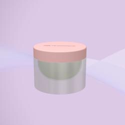 Tamesis Thick Wall Acrylic Jar