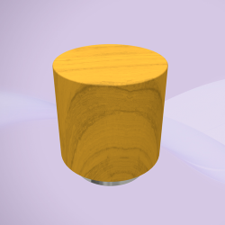 Wood Cap 04 FEA-18